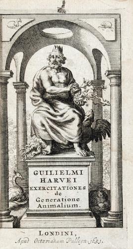 5A: Harvey Exercitationes de Generatione Animalium