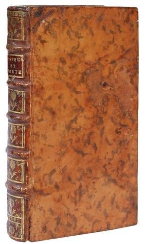9A: Hunauld (Pierre) Dissertation sur les Vapeurs