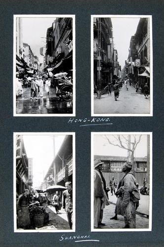 455A: Photographs.- World Tour Albums, 1930s