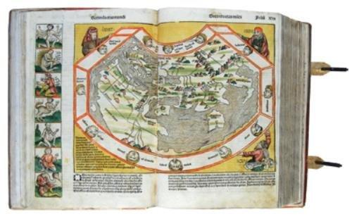365C: Schedel (Hartmann) Liber Chronicarum