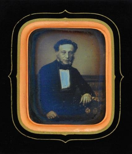 2E: Pair of Daguerreotype Portraits untitled (two port