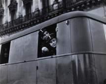 112E: Willy Ronis (b.1910) manif pour la défense du cin