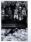 149E: Henri Cartier-Bresson (1908 - 2004) at the corona