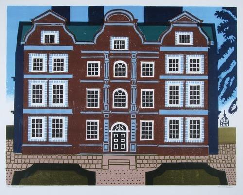 10A: Edward Bawden (1903-1989) kew palace