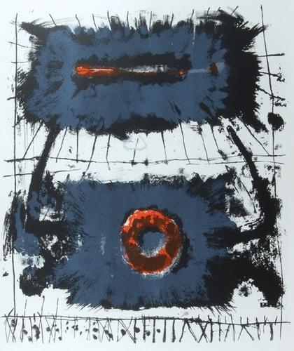 14A: Martin Bradley (B. 1931) untitled
