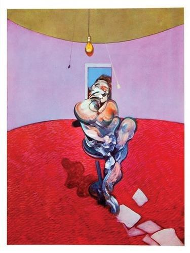 329B: Francis Bacon, derrière le miroir issue 162