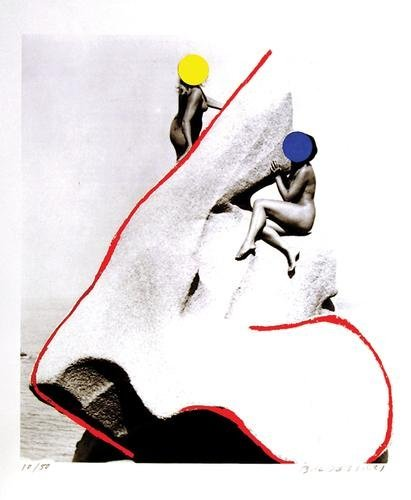 334B: John Baldessari (b.1931) tristram shandy
