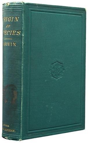 22C: Darwin.Origin of Species,6th ed,1872