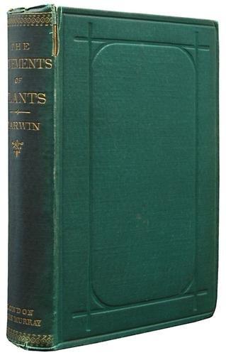 23C: Darwin.Power of Movement in Plants..,1880