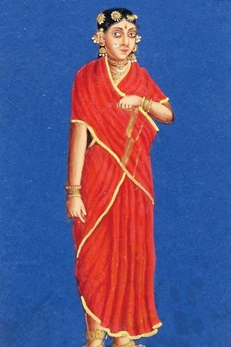 23D: Indian School.- group of 26 paintings on mica