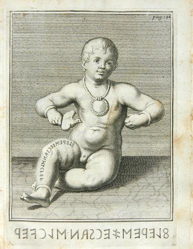 496E: Fontanini Antiquitatibus Hortae Coloniae 1723