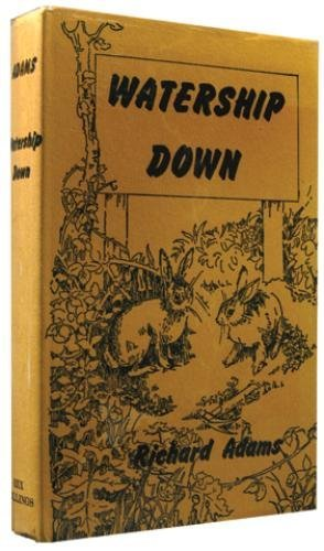 2A: Adams (Richard) Watership Down, signed