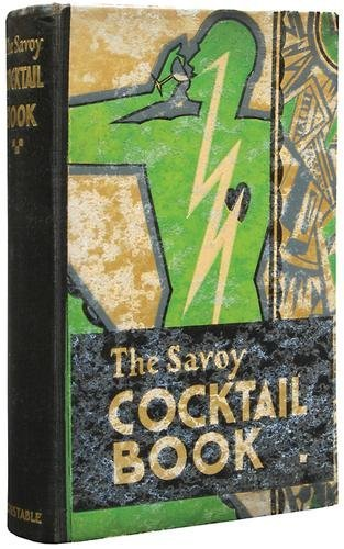 8A: Craddock (Harry) The Savoy Cocktail Book