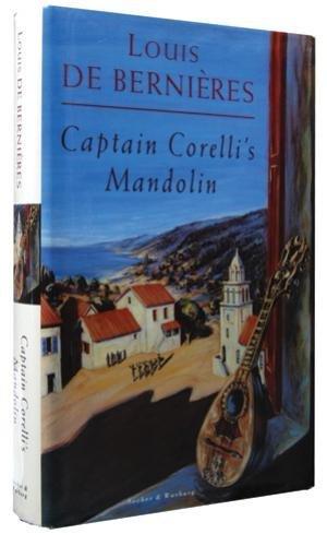 11A: De Bernières (L) Captain Corelli's Mandolin