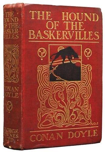 14A: Doyle (Arthur Conan) Hound of Baskervilles