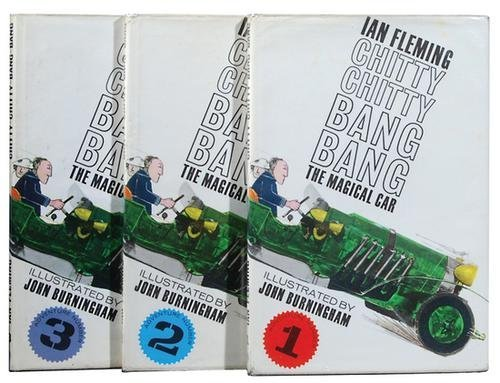 21A: Fleming (Ian) Chitty Chitty Bang Bang