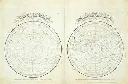 29C Norie J W publisher Set of Celestial Maps