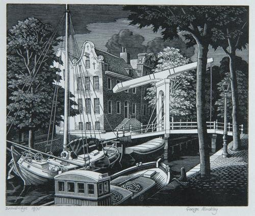 137A: George Mackley (1900-1983) drawbridge