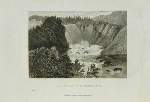 22D: Maude (John) Visit to the Falls of Niagara