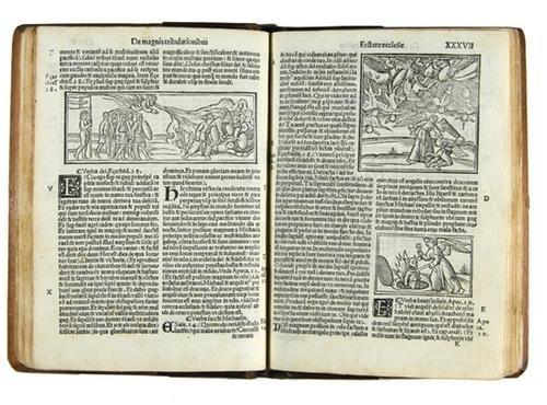 424B: Joachim Fiore Interpretatio Prophetam 1525