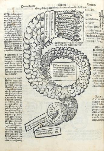 425B: Joachim, Expositio magni in Apocalipsum 1527