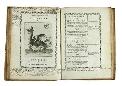 427B: Joachim, Vaticina sive Prophetiæ, 1600