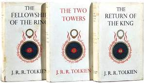 784B: Tolkien (J.R.R.) The Lord of the Rings