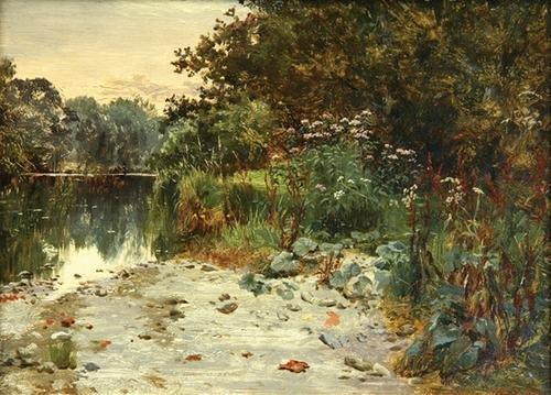 10C: Harris (William) River Wynion, Dolgelly