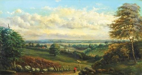 16C: Langford (Samuel)  rural landscape