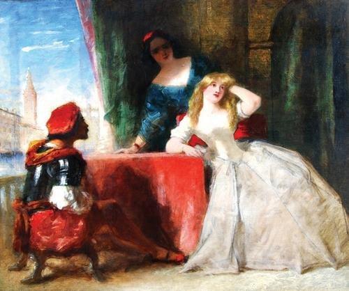 22C: Pickersgill (F.R.) [Venetian Drama]