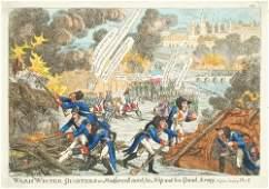 295C: Williams (C.) Set of 8 Napoleon's Russian Campaig