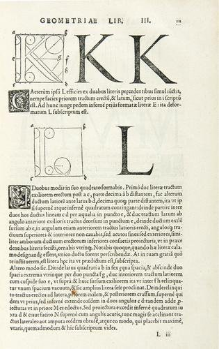 14D: Durer (Albrecht) [Institutiones Geometricae]