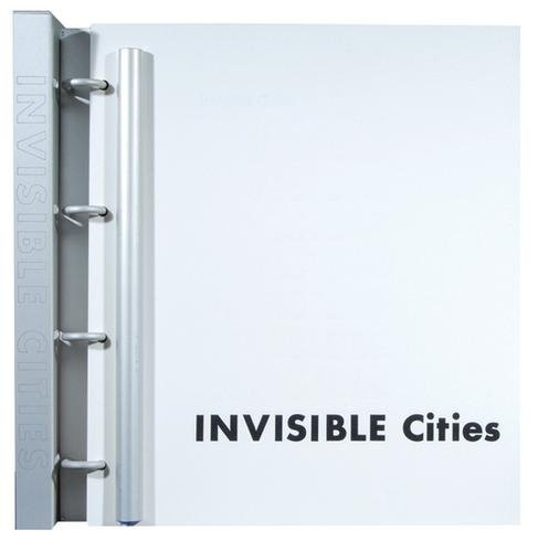 9A: Calvino.Invisible Cities,1/426,Arion Pr.,1999
