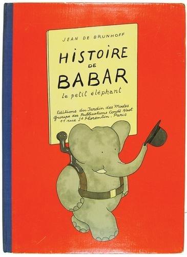 404A: Brunhoff (Jean de) Histoire de Babar