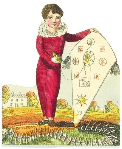 415A: Costume Book.-History  of Little William