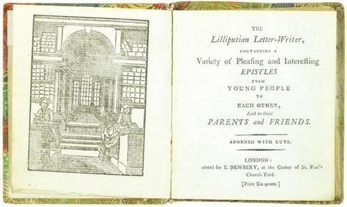 453A: Lilliputian Letter-Writer (The)