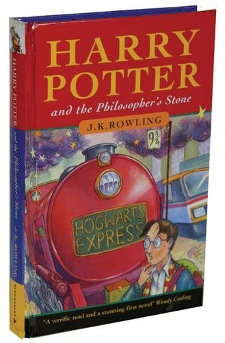 871A: Harry Potter and the Philosopher's Stone, 1st