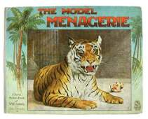 Moving Picture Book. Weedon. The Model Menagerie,