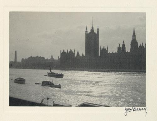 12C: J. D. Basey the mother of parliaments, c.1920s