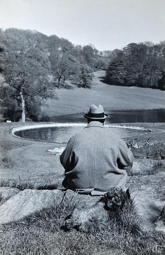 41C: Philippe Halsman (1906-1979) winston churchill, 19