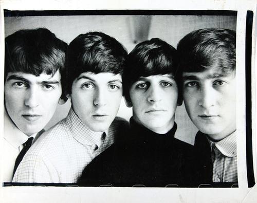 88C: Norman Parkinson The Beatles, 1963