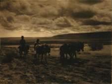 295C: Edward Curtis, (1868-1952) untitled (hopi tribe r