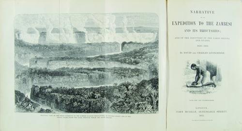360A: Livingstone (David & Charles) Narrative of an