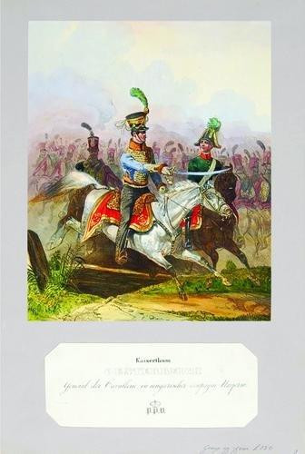 422A: Eckert & others. Sämmtliche Truppen von Europa