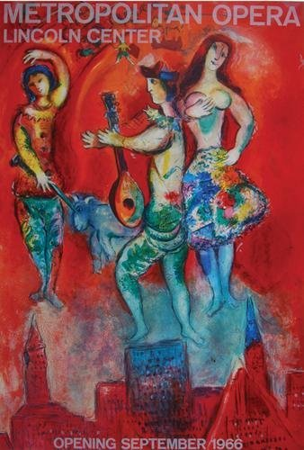 296C: Marc Chagall after carmen (m.c.s.39)