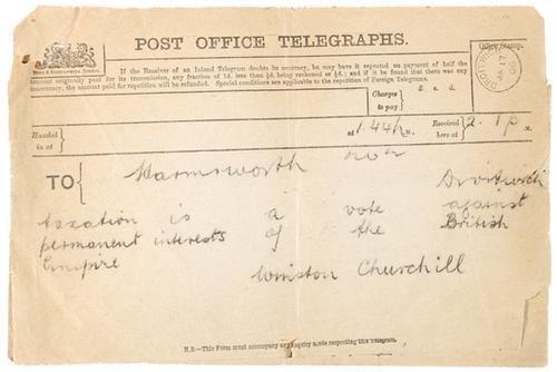 16D: Churchill (Sir Winston, statesman