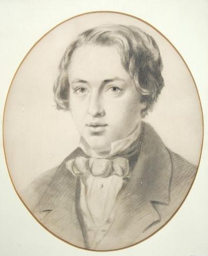172D: Lucas (John) Portrait of Alfred Harmsworth