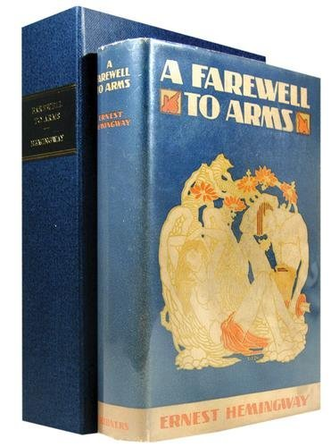 215: Hemingway (Ernest) A Farewell to Arms