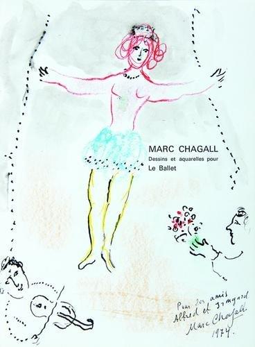 8: Marc Chagall (1887-1985) circus acrobat