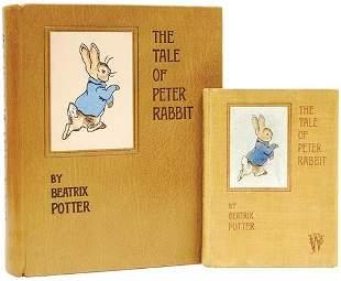 163: Potter (Beatrix) The Tale of Peter Rabbit
